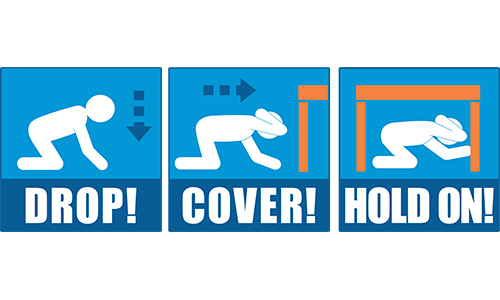 Earthquake Preparedness: Join Campuses Worldwide for the Great ShakeOut Drill