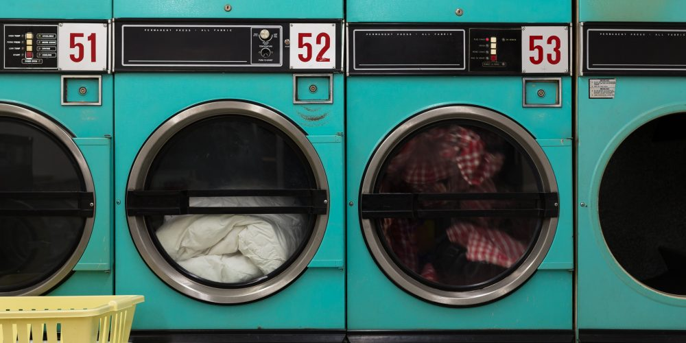 Schools Install Laundromats to Reduce Bullying, Improve Attendance