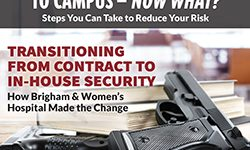 Campus Safety Magazine September 2018 Issue