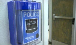 michigan school installs gunshot protection