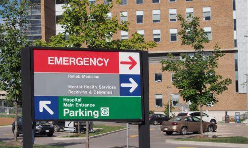 Whittier Hospital Locked Down When Man Shoots Himself in Parking Lot