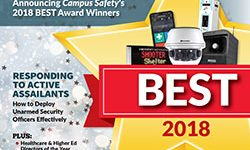 Campus Safety Magazine October 2018 Issue