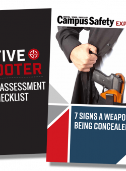 Reduce Violence by Spotting Concealed Weapons