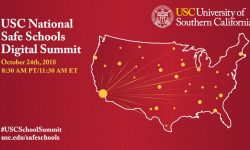 University of Southern California Announces Online Summit on School Violence Prevention
