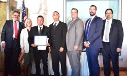LA/Orange County IAHSS Names Mike Zendejas Healthcare Security Officer of the Year
