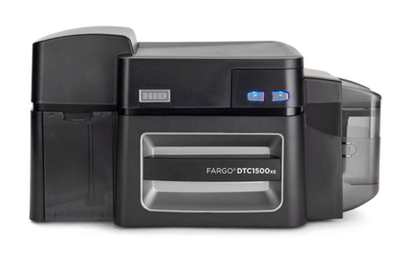 HID Releases FARGO® DTC1500XE ID Card Printer