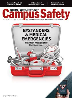 Campus Safety Magazine November-December 2018 Issue