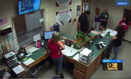 Video: 2 Ex-Police Officers Get Violent with Brusly Middle Schooler