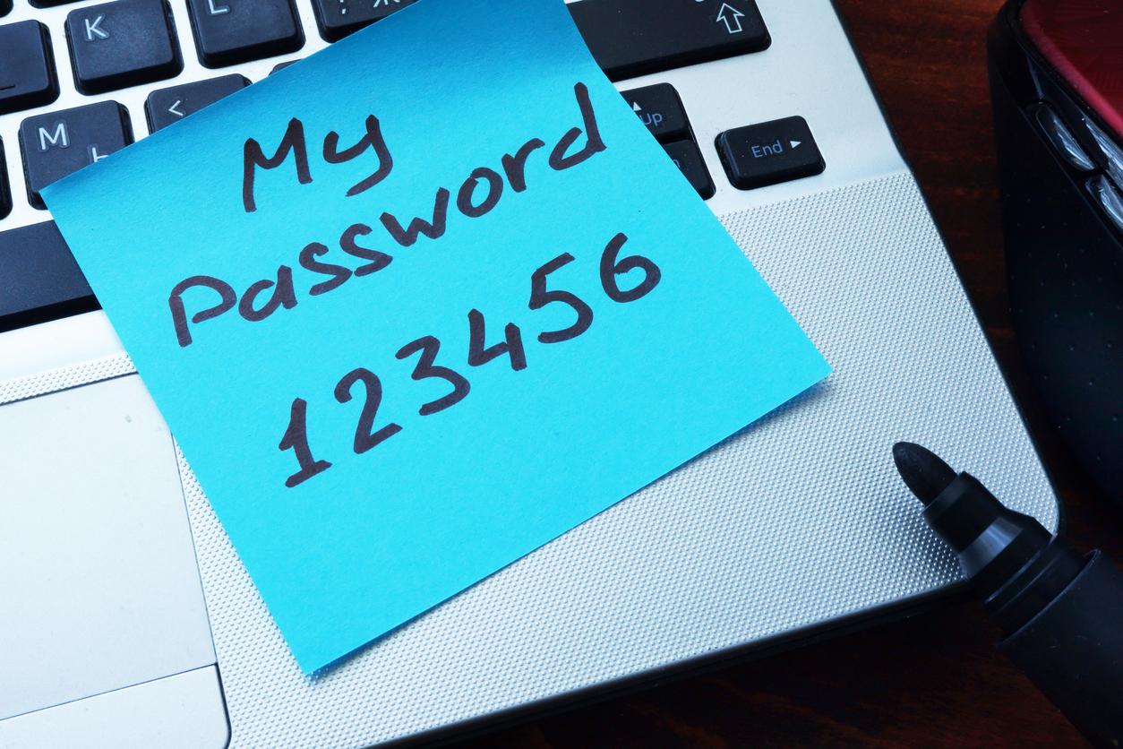 Don't Try This at Home: The 25 Worst Passwords of 2018
