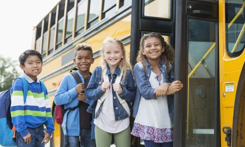 New Jersey Adopts New School Bus Safety Laws