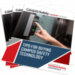 Tips for Buying Campus Safety Technology