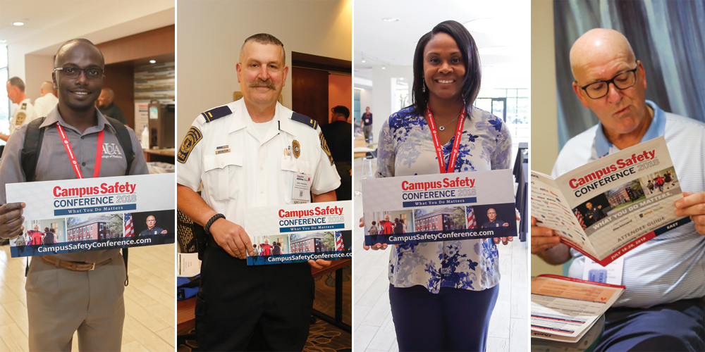 Announcing the 6th Annual Campus Safety Conference Dates and Locations