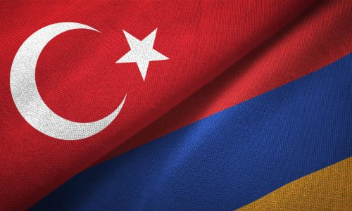 Vandals Hang Turkish Flags at 2 Armenian Schools