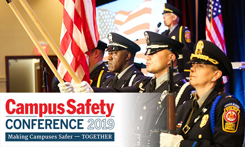 2019 Campus Safety Conference in 3 Cities: Dallas, TX, Charlotte, NC, and Las Vegas, NV