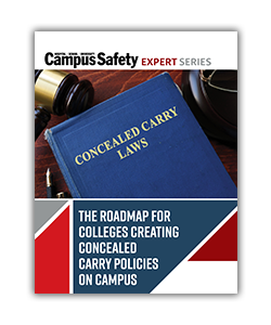 Read: Roadmap for Colleges Creating Concealed Carry Policies on Campus