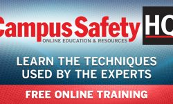 Read: Campus Safety HQ Online Training and Resource Center is now FREE