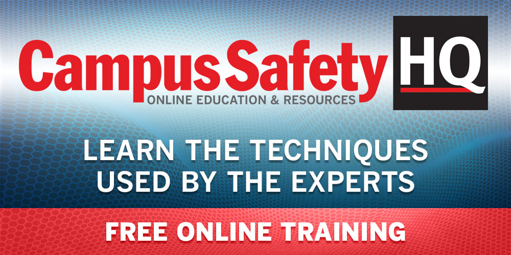 Campus Safety HQ Online Training and Resource Center is now FREE