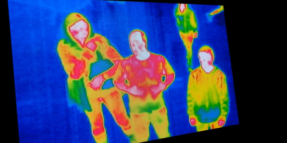 Why Using Thermal Sensors Could Enhance Surveillance