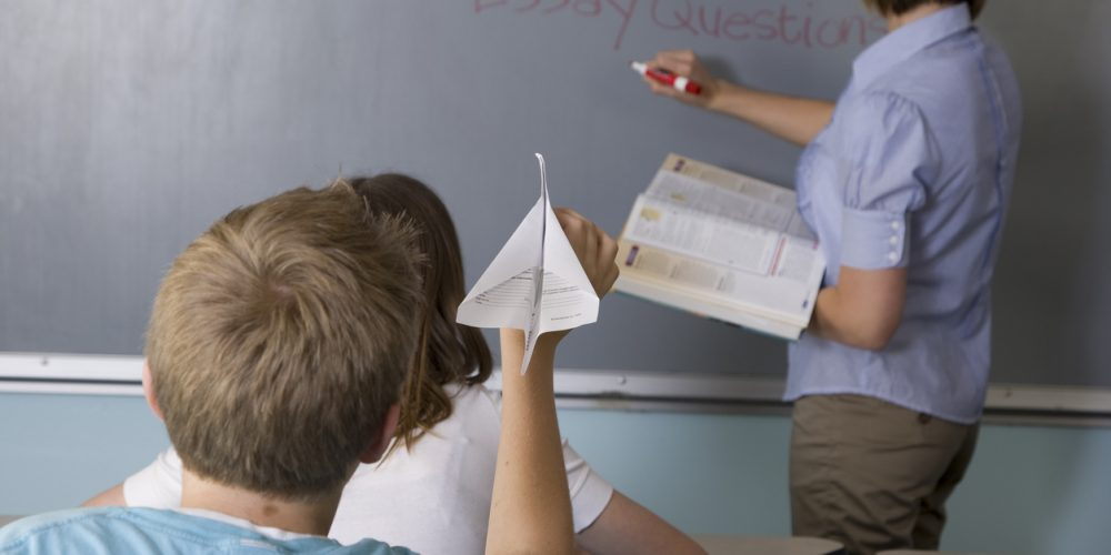 These Calif. Teachers Say the PBIS Discipline Model is Broken