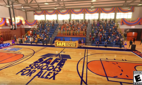 'NBA 2K Playgrounds 2' Teams Up with Non-Profit Safe Schools for Alex