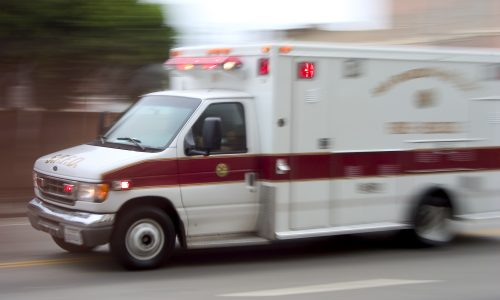 Psychiatric Patient Steals Ambulance From S.C. Hospital
