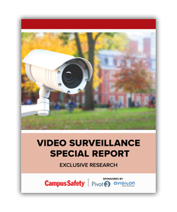 Video Surveillance Special Report