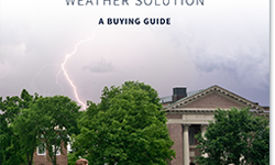 Campus Safety Weather Solution Buying Guide