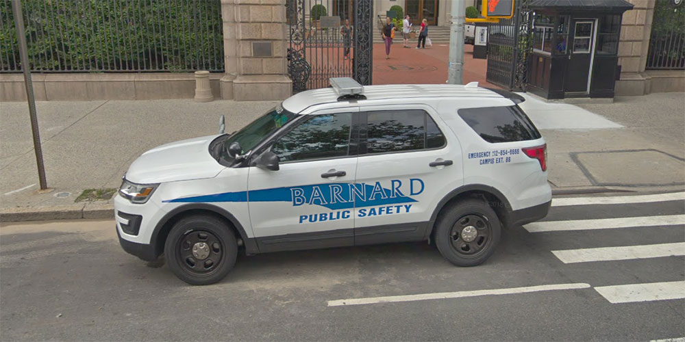 VIDEO: Barnard Public Safety Officers on Leave After Student Altercation