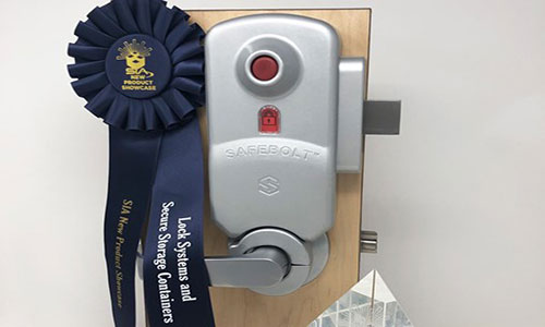 Securitech's SAFEBOLT Wins SIA's 2019 Lock Systems Award