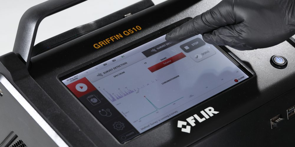 FLIR Enhances Griffin G510 Portable Chemical Detection System