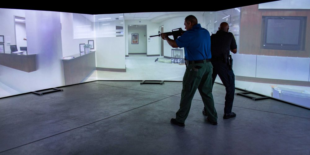 Campus Cops Need Scenario-Based Firearms Training