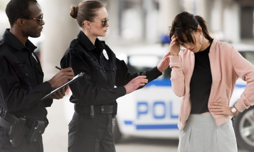 Police Involvement in Domestic and Dating Violence Cases