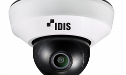 IDIS Announces 2MP Micro Dome Camera for Education Markets