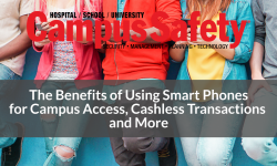 Read: The Benefits of Using Smart Phones for Campus Access Control, Cashless Transactions & More
