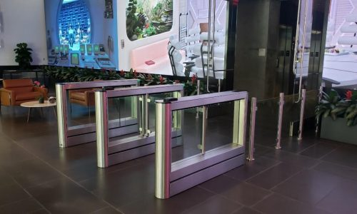 Smarter Security Solves 'Sidegating', New Optical Turnstile Technology