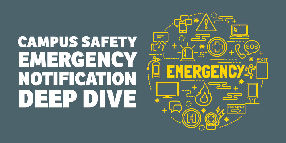 2019 Survey Results: More Campuses Plan on Investing in Emergency Notification