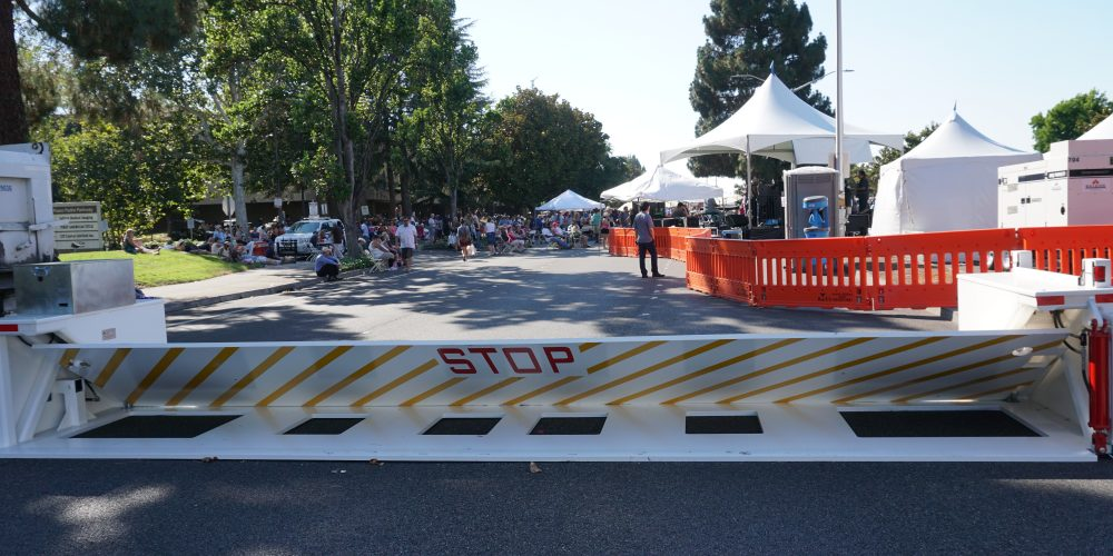 Protecting Pedestrians with Vehicle Barriers and Fences