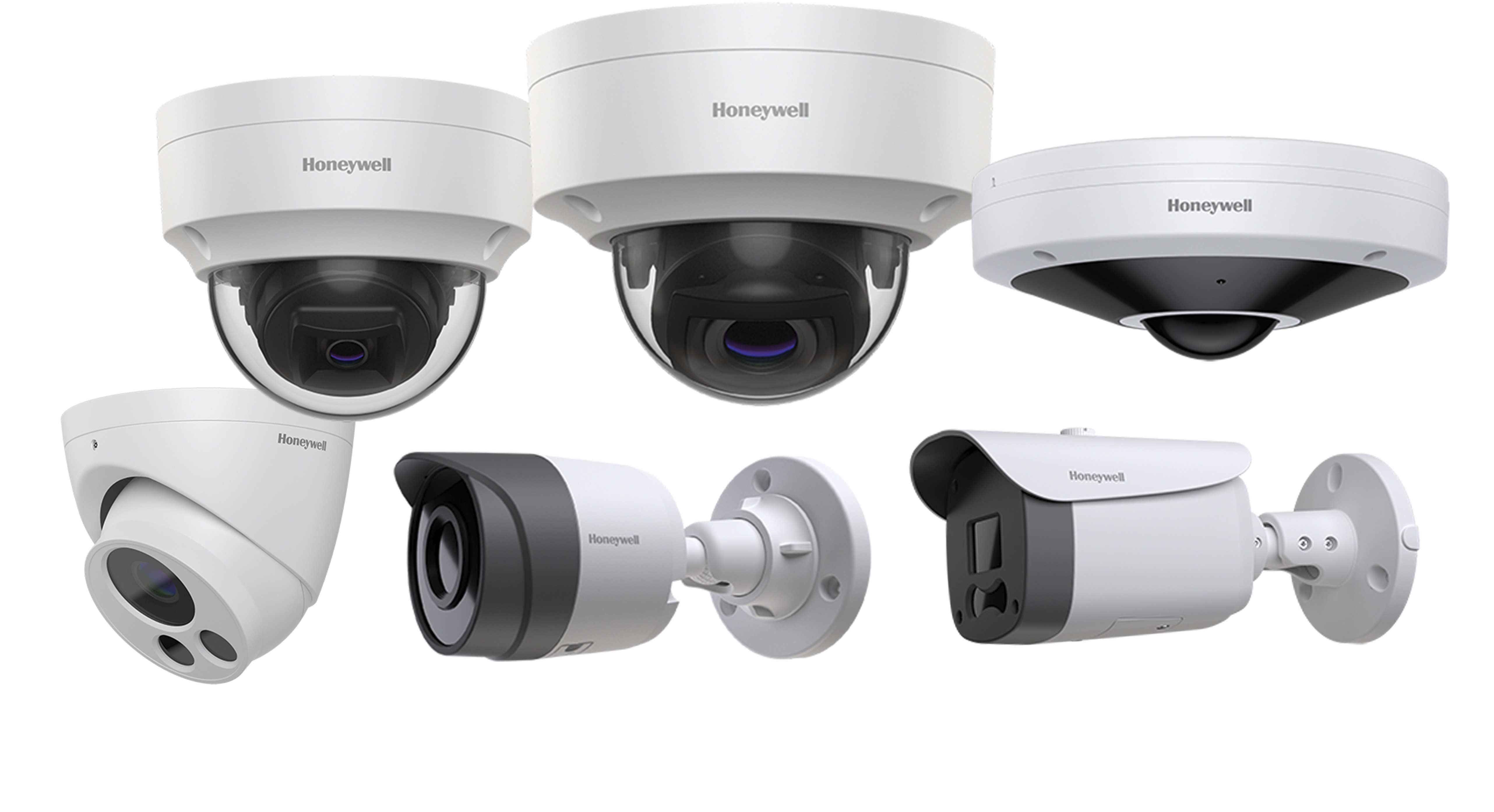 Honeywell 30 Series IP Cameras Improves Data and Video Protection