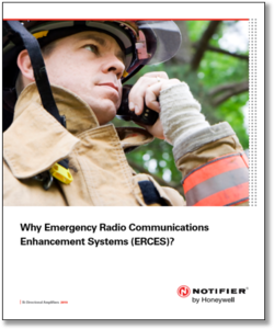 Why Emergency Radio Communication Enhancement Systems (ERCES)?
