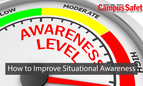 How to Improve Situational Awareness on Campus