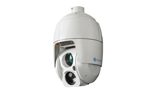 Vicon Announces New 4K P/T/Z Dome Camera