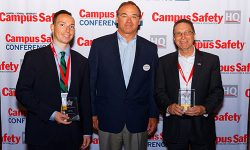 IPVideo Corporation Product Wins 2 Campus Safety BEST Awards