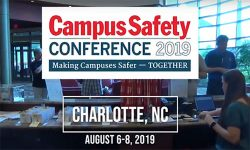 Sights & Sounds from Campus Safety Conference East 2019