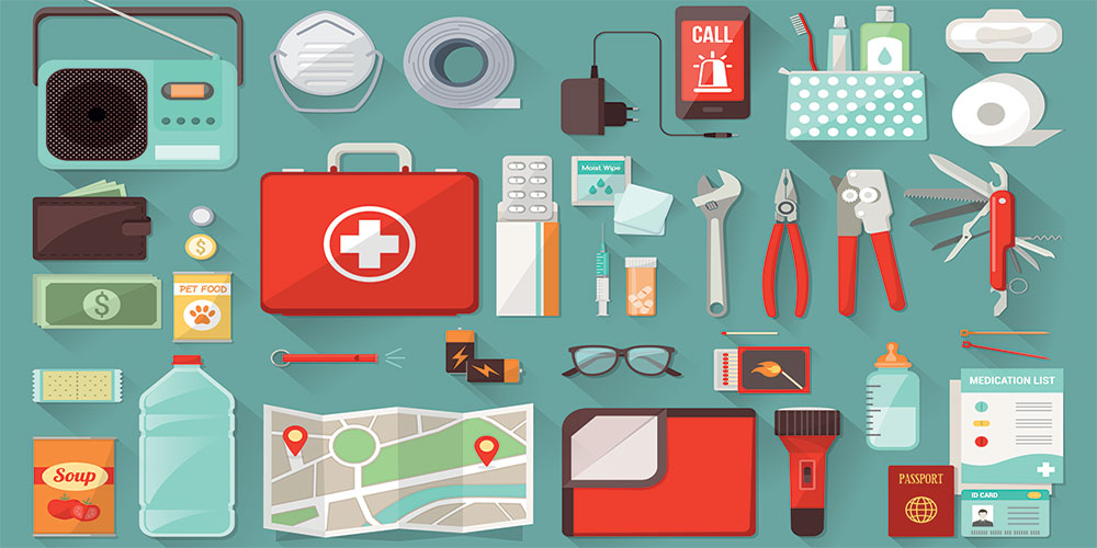 15 Items Your Hurricane Emergency Kit Should Include