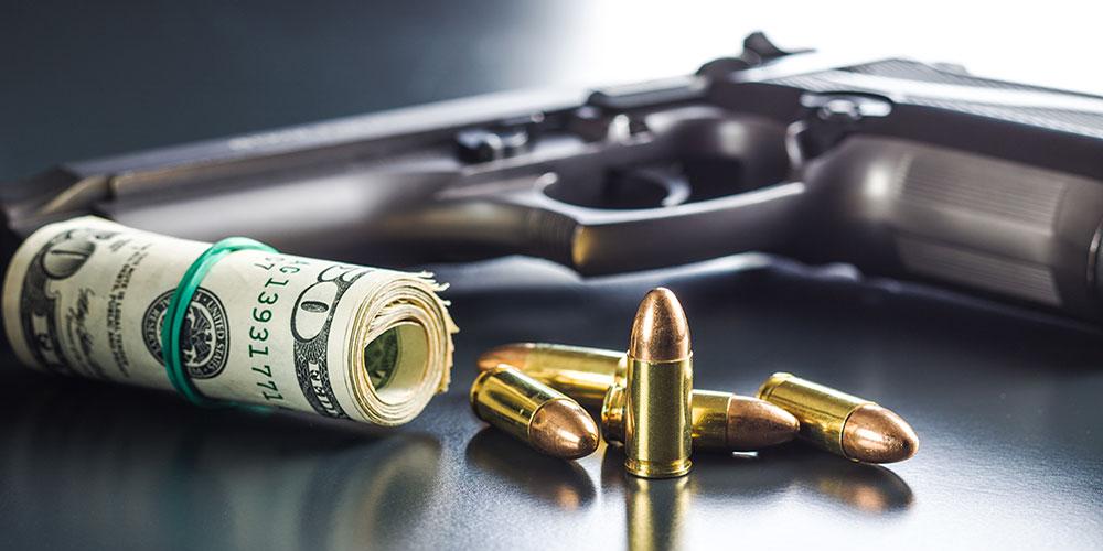 Feds: Ex-DeKalb Medical Security Director Stole Over 90 Guns, $20K