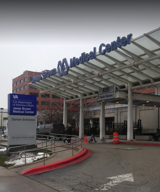 Gunman Opens Fire at Chicago VA Hospital, No Injuries