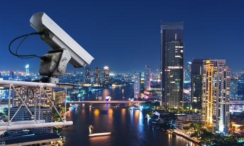 These Are the Top 6 Most Surveilled Cities in America