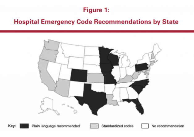 10 Most Common Hospital Emergency Codes And Their Meanings Campus Safety