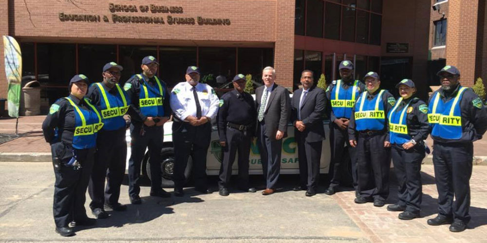 NJCU Public Safety Makes Presence Known Through Student Engagement