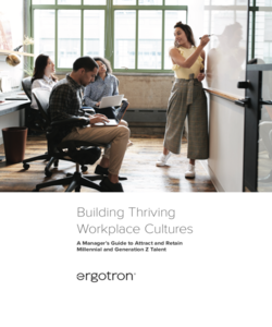 Building Thriving Workplace Cultures: A Manager's Guide to Attract and Retain Millennial and Generation Z Talent